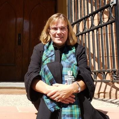 Rev. Christine Myers-Tegeder